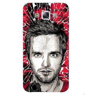 1 Crazy Designer Breaking Bad Back Cover Case For Samsung Galaxy E5 C440425