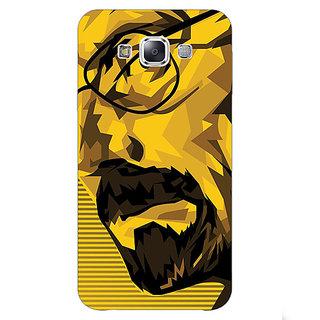 1 Crazy Designer Breaking Bad Heisenberg Back Cover Case For Samsung Galaxy E5 C440432