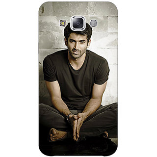 1 Crazy Designer Bollywood Superstar Aditya Roy Kapoor Back Cover Case For Samsung Galaxy E5 C440902