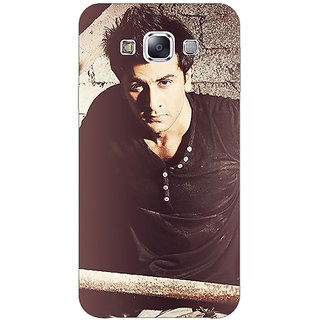 1 Crazy Designer Bollywood Superstar Ranbir Kapoor Back Cover Case For Samsung Galaxy E5 C440903