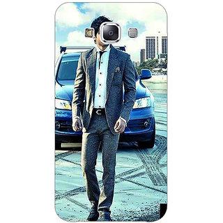 1 Crazy Designer Bollywood Superstar Sushant Singh Rajput Back Cover Case For Samsung Galaxy E5 C440914