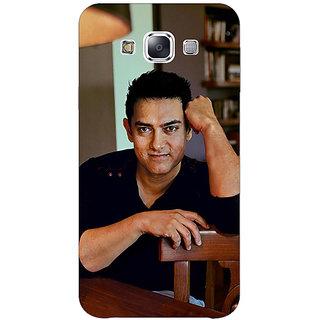 1 Crazy Designer Bollywood Superstar Aamir Khan Back Cover Case For Samsung Galaxy E5 C440915
