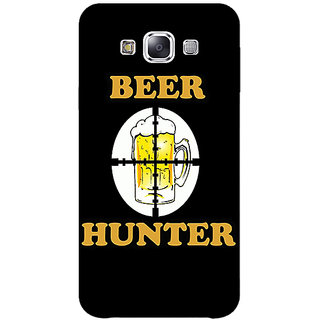 1 Crazy Designer Beer Quote Back Cover Case For Samsung Galaxy A7 C431236