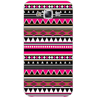1 Crazy Designer Aztec Girly Tribal Back Cover Case For Samsung Galaxy E5 C440055