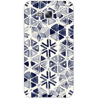 1 Crazy Designer Snow winter Pattern Back Cover Case For Samsung Galaxy E5 C440278