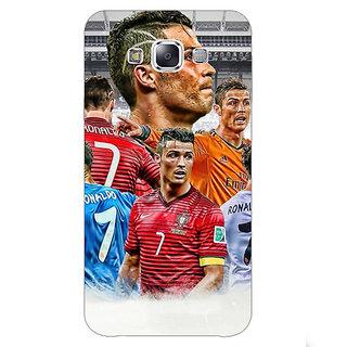 1 Crazy Designer Cristiano Ronaldo Real Madrid Back Cover Case For Samsung Galaxy A7 C430310
