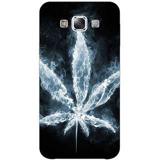 1 Crazy Designer Weed Marijuana Back Cover Case For Samsung Galaxy E5 C440498