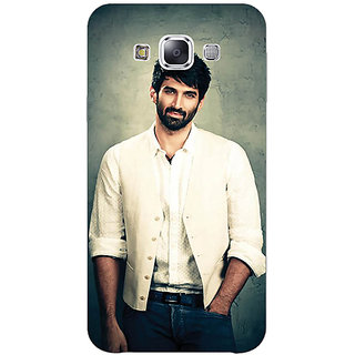 1 Crazy Designer Bollywood Superstar Aditya Roy Kapoor Back Cover Case For Samsung Galaxy E5 C440948