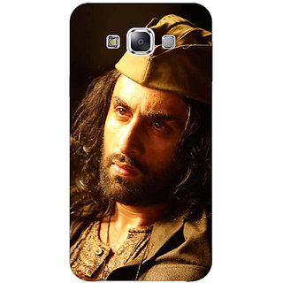 1 Crazy Designer Bollywood Superstar Ranbir Kapoor Back Cover Case For Samsung Galaxy E5 C440958