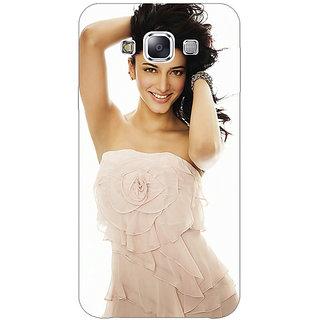 1 Crazy Designer Bollywood Superstar Shruti Hassan Back Cover Case For Samsung Galaxy E5 C440985