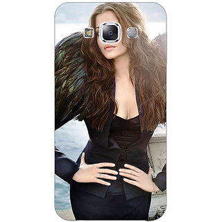 1 Crazy Designer Bollywood Superstar Aishwarya Rai Back Cover Case For Samsung Galaxy E5 C441001