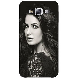 1 Crazy Designer Bollywood Superstar Katrina Kaif Back Cover Case For Samsung Galaxy E5 C441005