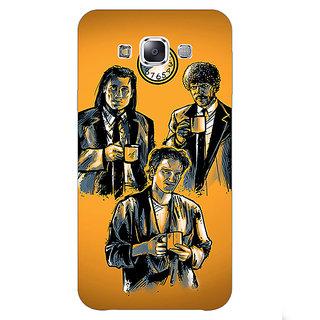 1 Crazy Designer Pulp Fiction Back Cover Case For Samsung Galaxy E5 C440351