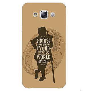 1 Crazy Designer LOTR Hobbit  Back Cover Case For Samsung Galaxy E5 C440368