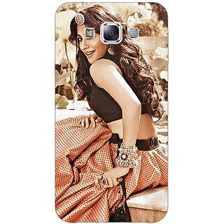 1 Crazy Designer Bollywood Superstar Chitrangada Singh Back Cover Case For Samsung Galaxy E5 C441035