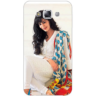 1 Crazy Designer Bollywood Superstar Chitrangada Singh Back Cover Case For Samsung Galaxy E5 C441042