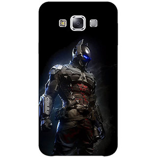 1 Crazy Designer Superheroes Batman Dark knight Back Cover Case For Samsung Galaxy A5 C450009