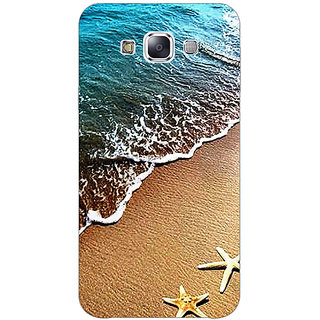 1 Crazy Designer Summer Beach Back Cover Case For Samsung Galaxy E5 C441139
