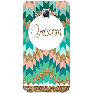 1 Crazy Designer Dream Back Cover Case For Samsung Galaxy A5 C450095