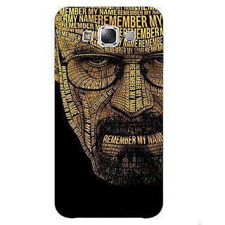 1 Crazy Designer Breaking Bad Heisenberg Back Cover Case For Samsung Galaxy A5 C450430