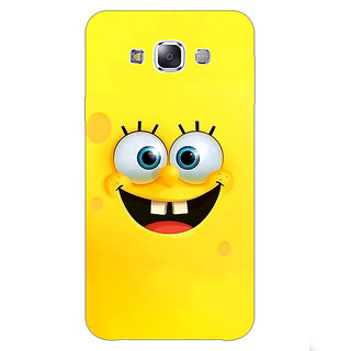 1 Crazy Designer Spongebob Back Cover Case For Samsung Galaxy A5 C450467