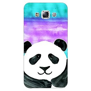 1 Crazy Designer Panda Pattern Back Cover Case For Samsung Galaxy A5 C450206