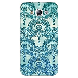 1 Crazy Designer Vintage Pattern Back Cover Case For Samsung Galaxy A5 C450223