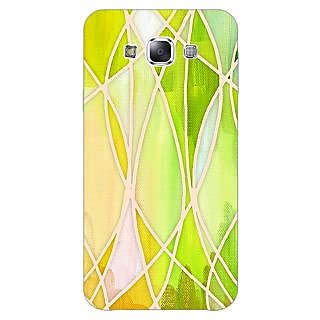 1 Crazy Designer Designer Geometry Pattern Back Cover Case For Samsung Galaxy A5 C450236