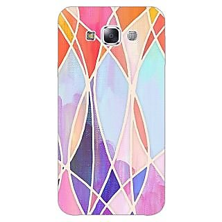 1 Crazy Designer Designer Geometry Pattern Back Cover Case For Samsung Galaxy A5 C450237