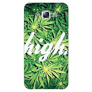 1 Crazy Designer Weed Marijuana Back Cover Case For Samsung Galaxy A5 C450493