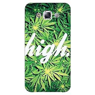 1 Crazy Designer Weed Marijuana Back Cover Case For Samsung Galaxy A5 C450493