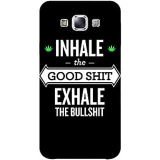 1 Crazy Designer Weed Quotes Back Cover Case For Samsung Galaxy A5 C450500