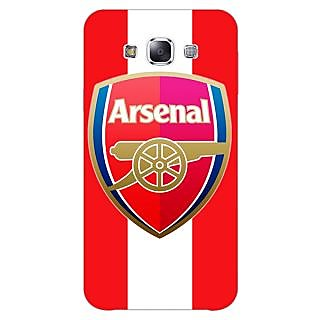1 Crazy Designer Arsenal Back Cover Case For Samsung Galaxy A5 C450509
