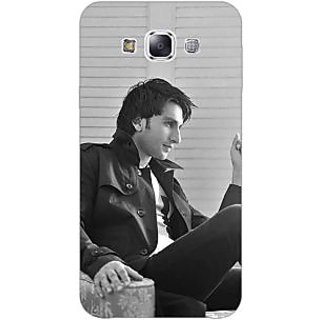 1 Crazy Designer Bollywood Superstar Ranveer Singh Back Cover Case For Samsung Galaxy A5 C450945