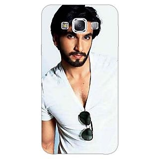 1 Crazy Designer Bollywood Superstar Ranveer Singh Back Cover Case For Samsung Galaxy A5 C450957