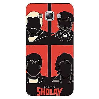 1 Crazy Designer Bollywood Superstar Sholay Back Cover Case For Samsung Galaxy A5 C451124
