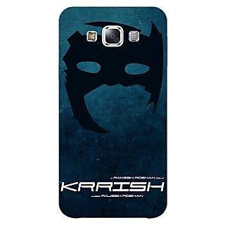 1 Crazy Designer Bollywood Superstar Krrish Back Cover Case For Samsung Galaxy A5 C451129