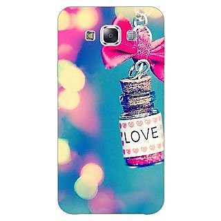 1 Crazy Designer Love Bottle Back Cover Case For Samsung Galaxy A5 C451145