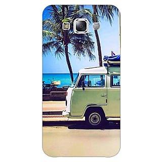 1 Crazy Designer Summer Van Back Cover Case For Samsung Galaxy A5 C451160
