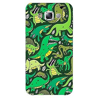 1 Crazy Designer Dinosaurs Pattern Back Cover Case For Samsung Galaxy A5 C451383