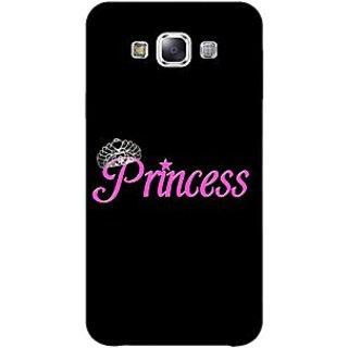 1 Crazy Designer Princess Back Cover Case For Samsung Galaxy A5 C451398