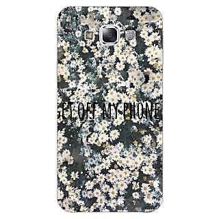 1 Crazy Designer Floral Pattern Back Cover Case For Samsung Galaxy A5 C451408