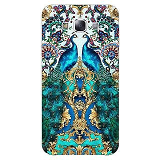 1 Crazy Designer Paisley Beautiful Peacock Back Cover Case For Samsung Galaxy A5 C451593