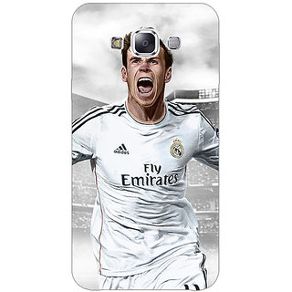 1 Crazy Designer Real Madrid Bale Back Cover Case For Samsung Galaxy A5 C450583