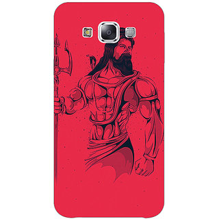 1 Crazy Designer Mahadev Shiv Shankar Bholenath Back Cover Case For Samsung Galaxy A5 C451275