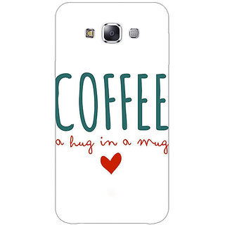 1 Crazy Designer Coffee Quote Back Cover Case For Samsung Galaxy A5 C451299
