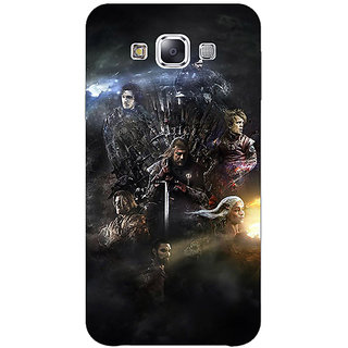 1 Crazy Designer Game Of Thrones GOT All Back Cover Case For Samsung Galaxy A5 C451535
