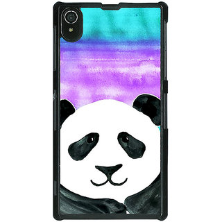 1 Crazy Designer Panda Pattern Back Cover Case For Sony Xperia Z2 C480206