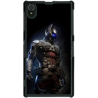 1 Crazy Designer Superheroes Batman Dark knight Back Cover Case For Sony Xperia Z2 C480009
