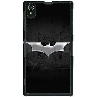 1 Crazy Designer Superheroes Batman Dark knight Back Cover Case For Sony Xperia Z2 C480010